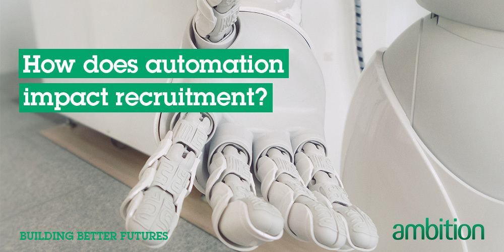 how does automation impact recruitment
