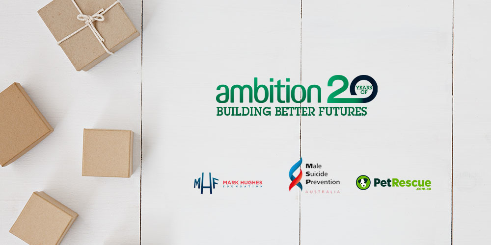 20 Years of Building Better Futures